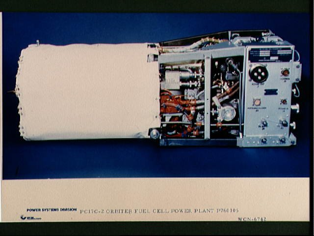space missions nasa fuel cell - photo #10